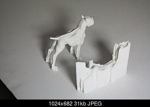 Нажмите на изображение для увеличения Название: 3dprint-bulldog3.jpg Просмотров: 711 Размер:31.3 Кб ID:25652